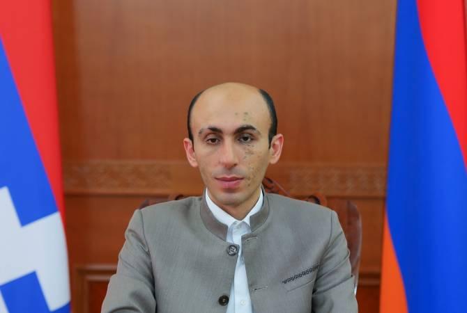 Photo of Народ и власти Арцаха не примут никакой статус в составе Азербайджана: Артак Бегларян