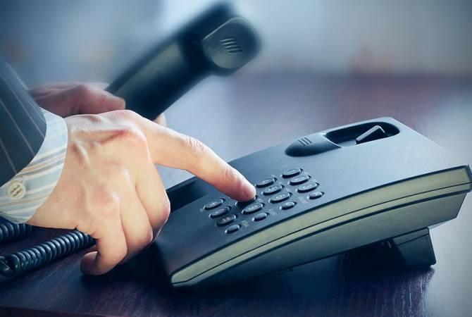 Photo of Արցախի նախագահի աշխատակազմի 119 թեժ գծին անցած շաբաթվա ընթացքում ստացվել է 389 զանգ