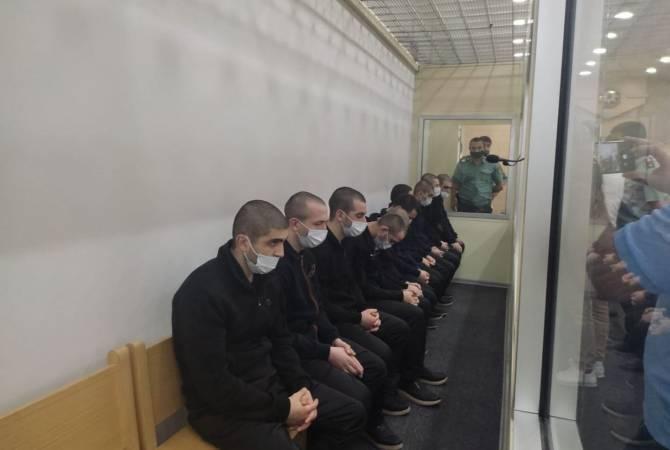 Photo of Human Rights Watch осуждает незаконное уголовное преследование армянских пленных Бакинским судом