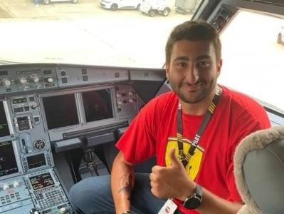 Photo of Լիբանանում վթարի ենթարկված ինքնաթիռի օդաչուն հայազգի Ջորջ Շիրիքջյանն է