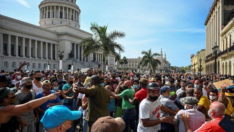 Photo of Почему на Кубе вспыхнули массовые протесты. Три главные причины