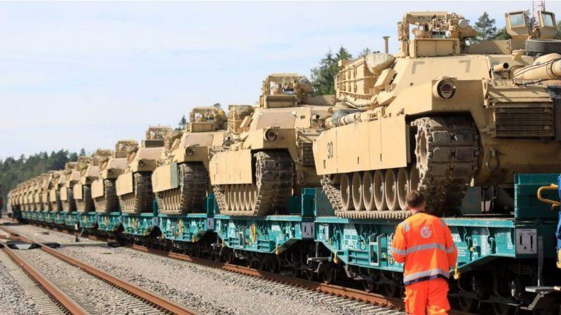 Photo of Польша потратит $6 млрд на американские танки «Абрамс». Зачем?