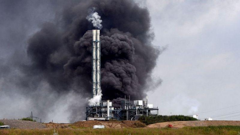 Photo of Взрыв на химическом заводе в Леверкузене: двое погибших, десятки раненых