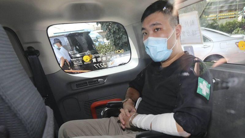 Photo of Первый приговор по китайскому закону в Гонконге. Активисту дали девять лет