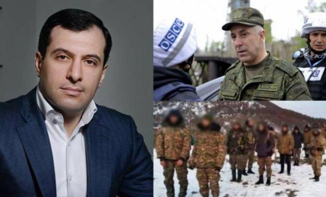 Photo of «Если власти Армении будут тесно сотрудничать с руководством РФ и командиром миротворцев, возвращение армянских пленных будет организовано очень быстро»
