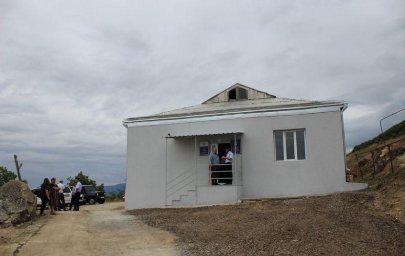Photo of Հերհերը  նոր համայնքապետարան ու բուժկետ ունի