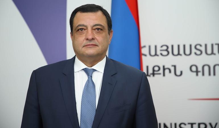 Photo of ՀՀ նախագահի հրամանագրով Թուրքմենստանում ՀՀ արտակարգ և լիազոր դեսպան է նշանակվել
