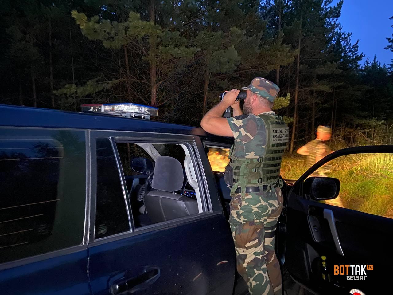 Photo of В Литве допустили введение чрезвычайного положения на границе с Беларусью