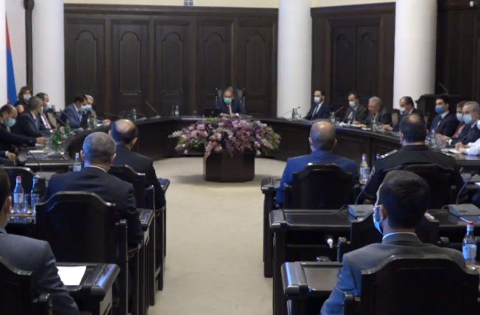 Photo of Մեկնարկել է կառավարության հերթական նիստը. ՈւՂԻՂ