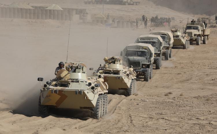 Photo of Տաջիկստանն Աֆղանստանում տիրող իրավիճակի պատճառով զինվորականների մոբիլիզացիայի մասին է հայտարարել