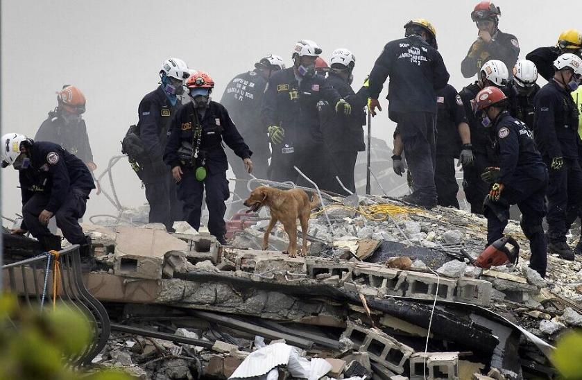 Photo of Ֆլորիդայում բազմահարկ շենքի փլուզման հետեւանքով զոհվածների թիվը հասել է 86-ի