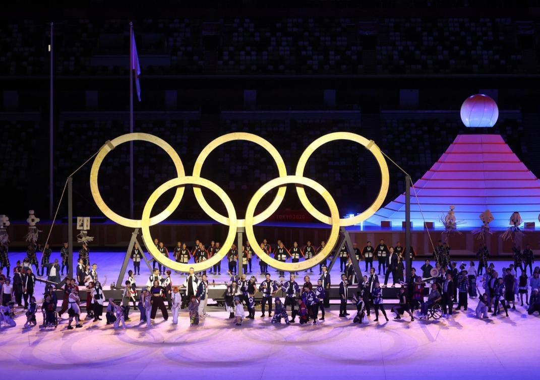 Photo of Президент Армен Саркисян присутствовал на официальной церемонии открытия летних Олимпийских игр в Токио