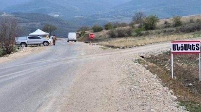 Photo of Заблудившийся и оказавшийся на территории Азербайджана житель Аскерана возвращен на родину