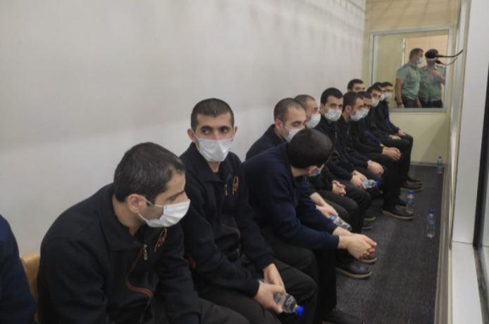 Photo of Бакинский суд приговорил 13 военнопленных армян к 6 годам лишения свободы