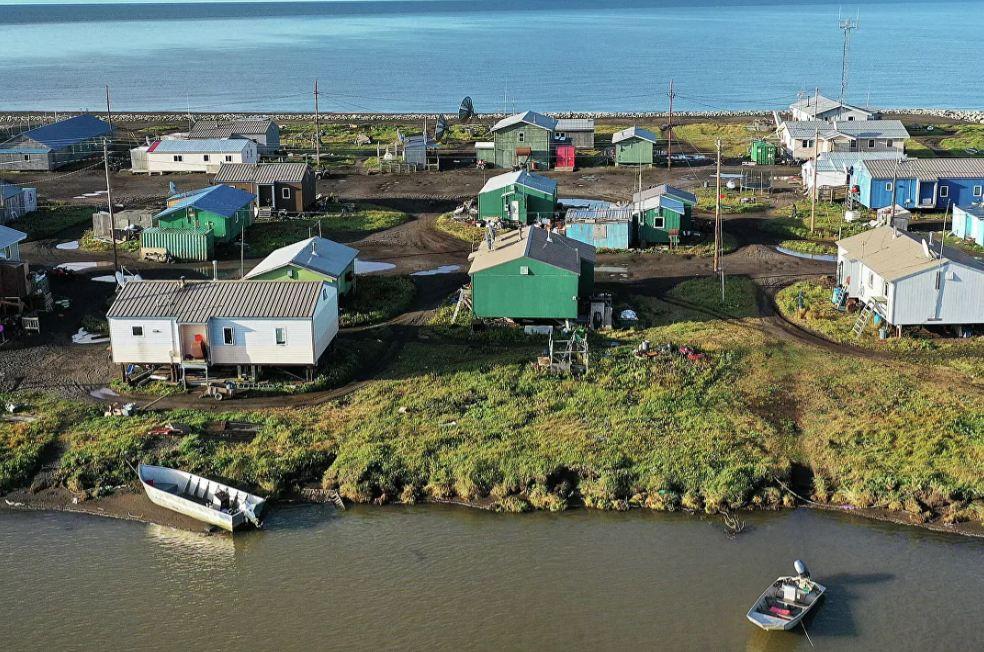 Photo of На Аляске объявили угрозу цунами из-за землетрясения магнитудой 8,1
