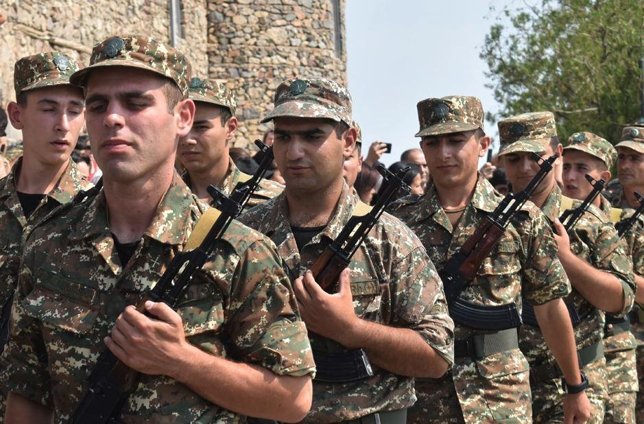 Photo of Զինված ուժերում մեկնարկել են նորակոչիկների զինվորական երդման արարողությունները