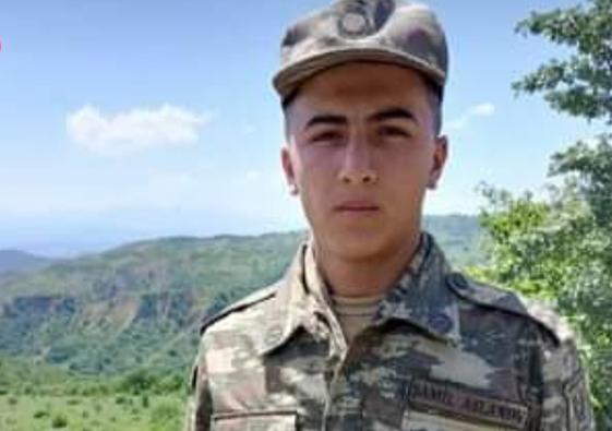 Photo of В оккупированном районе Мартуни погиб азербайджанский солдат