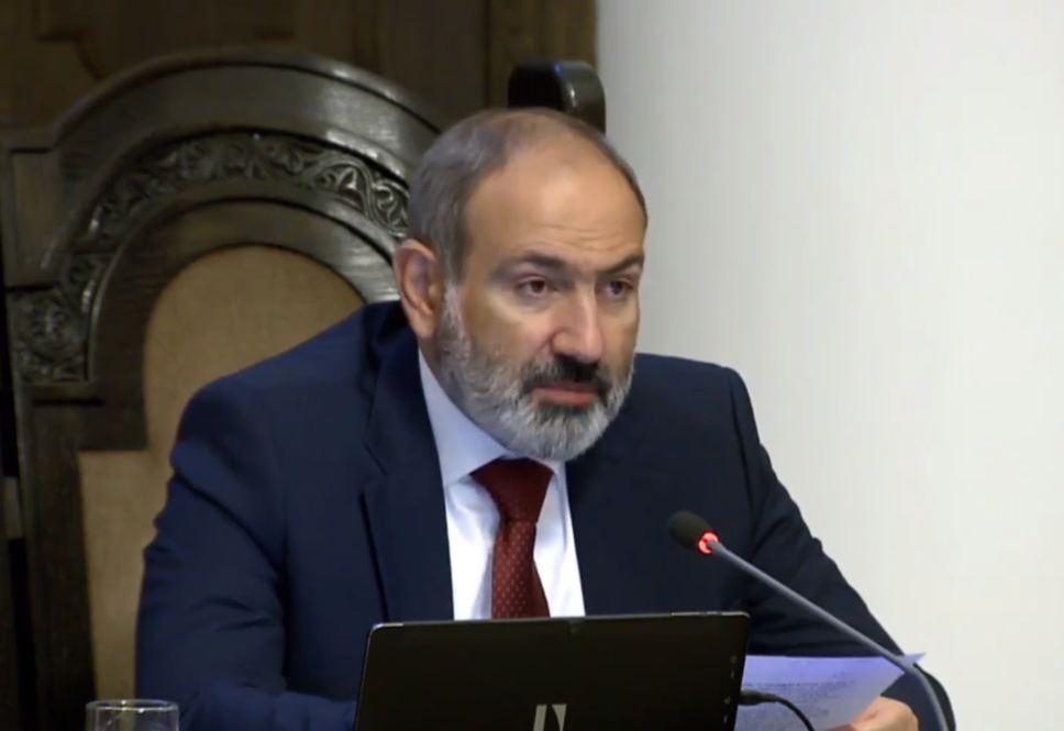 Photo of «Армения не обсуждала, не обсуждает и не будет обсуждать какой-либо вопрос коридорной логики». Н. Пашинян
