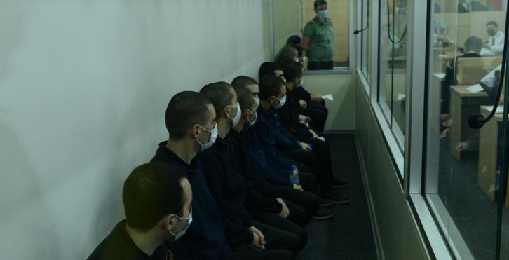 Photo of Очередной сфальсифицированный судебный процесс в Баку: 13 пленных армян приговорили к 6 годам лишения свободы