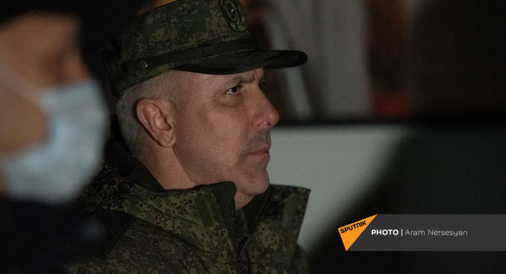 Photo of Рустам Мурадов привезет в Ереван новую группу армянских военнопленных. Sputnik Армения
