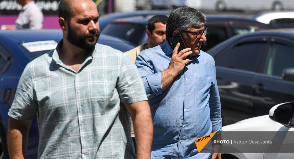 Photo of Брат Хачатура Сукиасяна задержан после перестрелки в центре Еревана