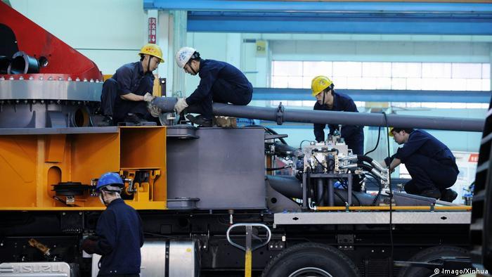 Photo of Китай перехватил у Германии лидерство в экспорте продукции машиностроения