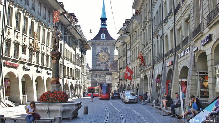 Photo of Швейцария присоединилась к санкциям ЕС против режима Лукашенко