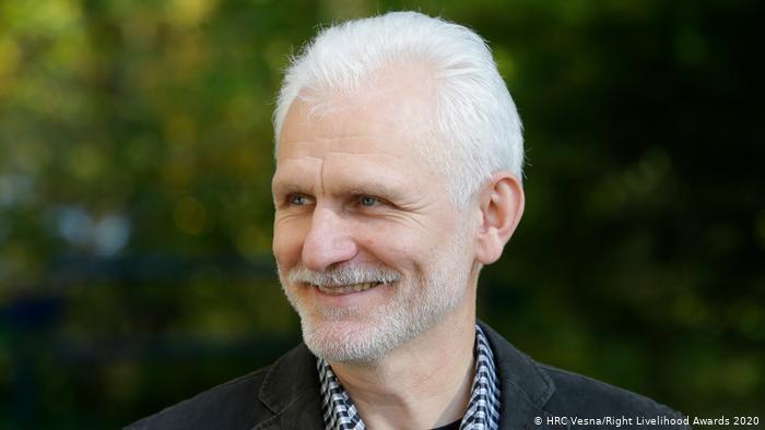 Photo of Белорусские правозащитники удостоены немецкой премии