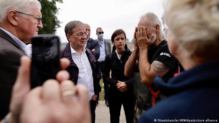 Photo of Президент ФРГ призвал к солидарности в помощи пострадавшим