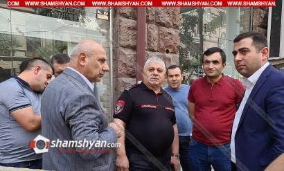 Photo of Երևանում նռնակով զինված, դիմակավորված ավազակային հարձակում կատարողները 3 եղբայր են. մեկին բռնել է տնօրենը, իսկ երկուսին՝ ոստիկանները