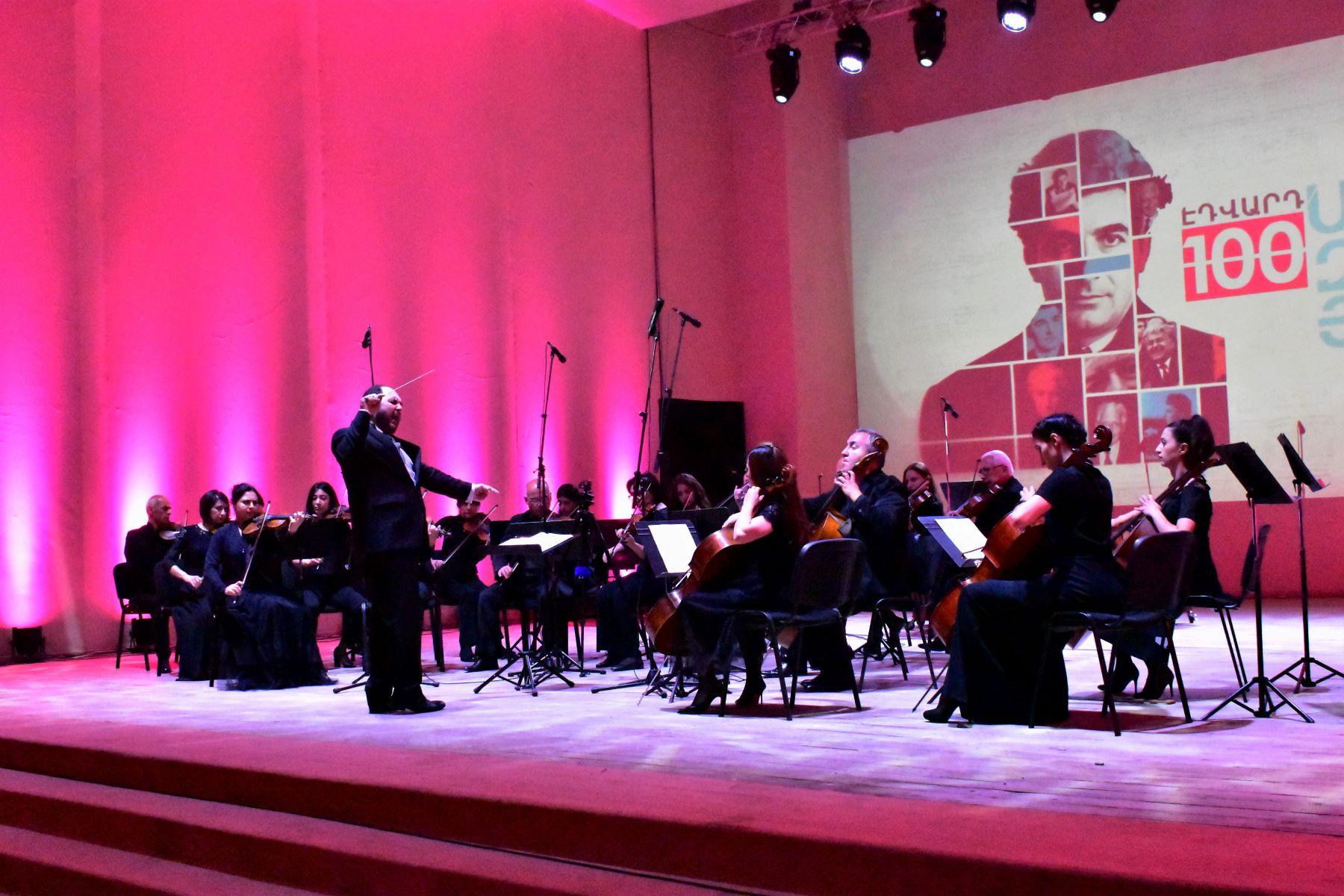 Photo of Ապրելու արվեստը․ Դիլիջանում տեղի է ունեցել մեծանուն կոմպոզիտոր Էդվարդ Միրզոյանի 100-ամյակին նվիրված հոբելյանական համերգ