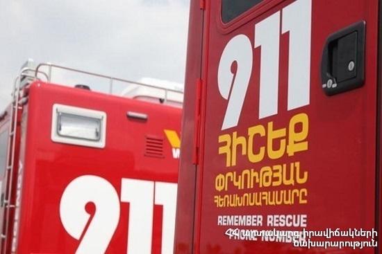 Photo of Փրկարարները ցուցաբերել են համապատասխան օգնություն