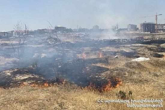Photo of Հրշեջ-փրկարարները մարել են ընդհանուր 46.7 հա տարածքում բռնկված հրդեհները
