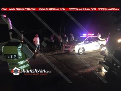 Photo of Արմավիրի մարզում վթարի է ենթարկվել աշակերտներ տեղափոխող Mercedes Sprinter-ը. երեխաները վերադառնում էին Աշտարակի ձորից
