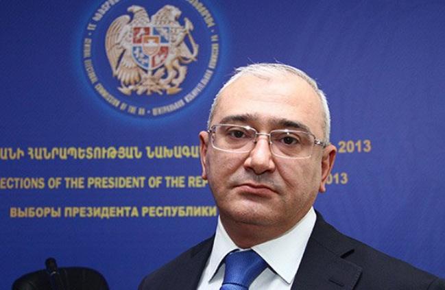 Photo of Председателю Центральной избирательной комиссии Армении провели стентирование