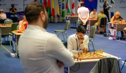 Photo of Кубок мира. Айк М. Мартиросян одержал уверенную победу