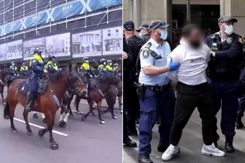 Photo of Ավստրալիայում շարունակվում են անկարգությունները COVID-19-ի պատճառով կիրառված սահմանափակումների դեմ
