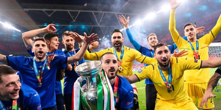Photo of Իտալիայի հավաքականը Եվրո-2020-ը հաղթելու համար պարգևատրվել է շքանշաններով
