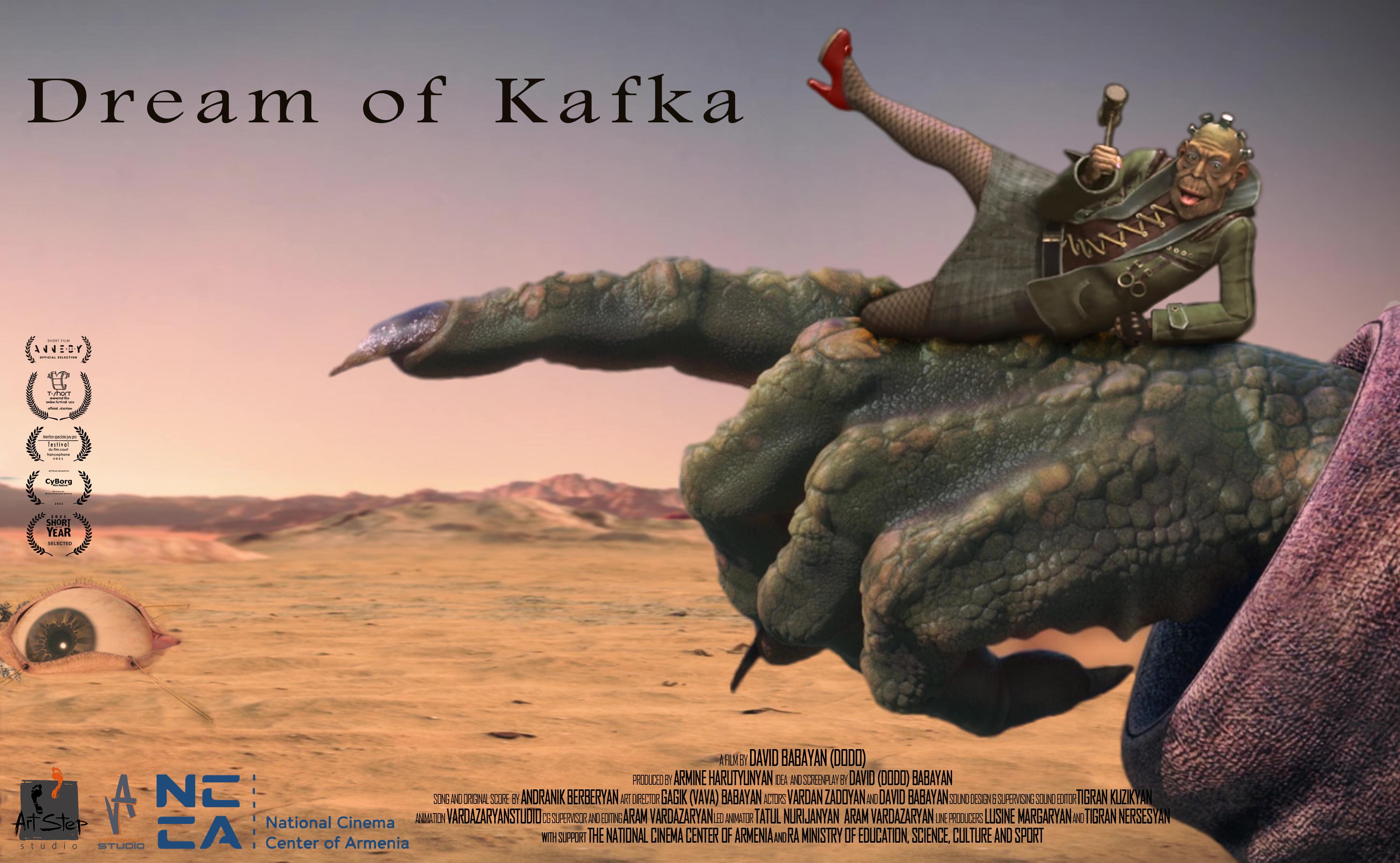 Photo of Հայկական «Կաֆկայի երազը» անիմացիոն ֆիլմն արդեն 2-րդ անգամ մասնակցում է «Օսկարի» որակավորում ունեցող կինոփառատոնի