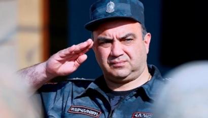 Photo of ՀՀ ոստիկանապետի հրամանով ոստիկանության մի քանի բաժինների պետերի փոփոխություն է տեղի ունեցել