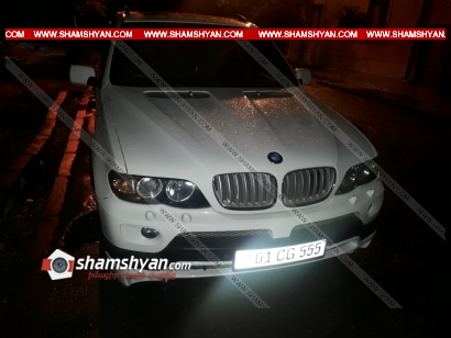 Photo of Արմավիրի մարզում 33-ամյա վարորդը BMW X-5-ով հայտնվել է ջրատար առվի մեջ. կա վիրավոր