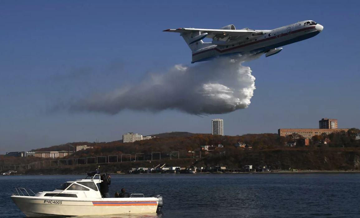 Photo of Шойгу направил Бе-200 в Турцию для помощи в тушении пожаров
