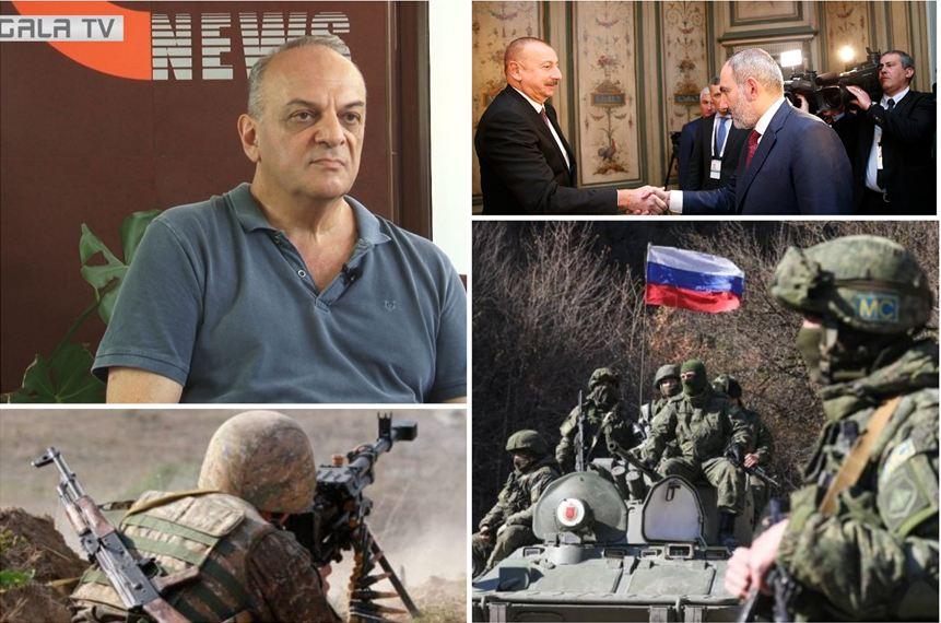 Photo of Где будет стоять российский пограничник, где будет проходить граница Армении, в глубина Армении?