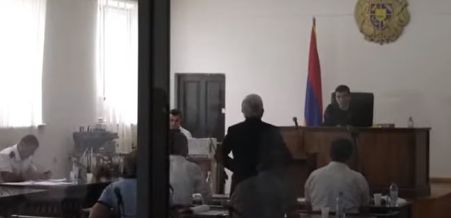 Photo of Սերժ Սարգսյանի եւ մյուսների գործով դատական նիստը հետաձգվեց. դատարանը ներկայացրեց ապացույցների հետազոտման կարգը
