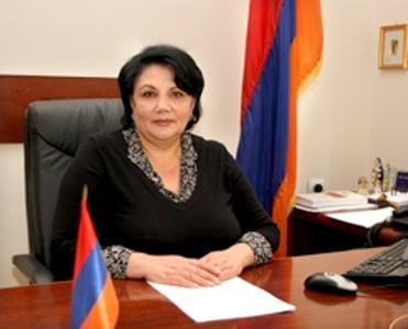 Photo of БДИПЧ объявил выговор судье Карине Багдасарян