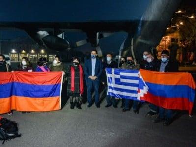 Photo of Հունաստանի հայ համայնքը բողոքի նոտա է հղել ԱԳՆ-ին դեսպանի՝ Արցախի օկուպացված շրջաններ այցի կապակցությամբ