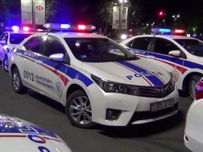 Photo of В Ереване сотрудники полиции ведут усиленную службу: проверяются автомобили