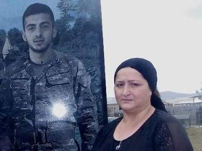 Photo of Վթարի է ենթարկվել 44 օրյա պատերազմում զոհված Դավիթ Այդոեւի մայրը