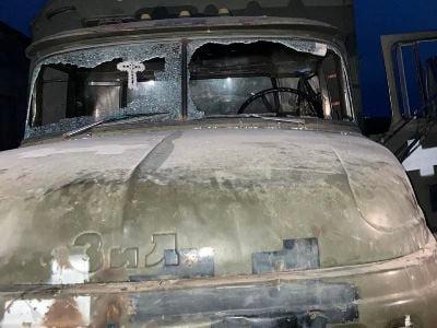 Photo of Երասխի ուղությամբ ադրբեջանցիները կրակ են բացել սնունդ տեղափոխող մեքենայի վրա` լրջորեն վնասելով այն. տուժածներ չկան. ՊՆ