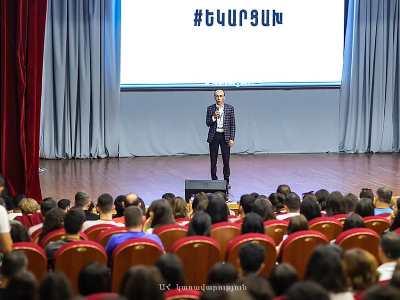Photo of В Степанакерте стартовала конференция «Tech week Artsakh 2021»